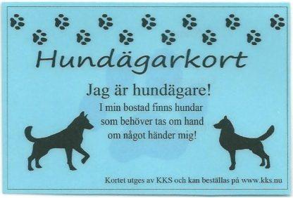 Kort för hundägare
